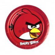 Angry Birds Doğum Günü Parti Malzemeleri ve Süsleri