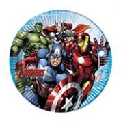 Avengers Yenilmezler Parti Malzemeleri
