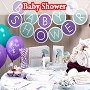 Baby Shower Partisi Süsleri ve Hediyeleri