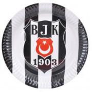 Beşiktaş Doğum Günü Konsepti Parti Malzemeleri ve Süsleri