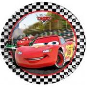 Cars (Arabalar) Temalı Doğum Günü Konsepti Parti Malzemeleri ve Süsleri