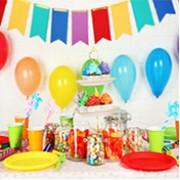 Temalı Doğum Günü Parti Malzemeleri ve Süsleri