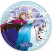 Elsa Doğum Günü Konsepti Parti Malzemeleri