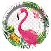 Flamingo Doğum Günü Parti Malzemeleri ve Süsleri