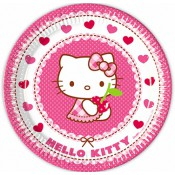 Hello Kitty Doğum Günü Konsepti Parti Malzemeleri