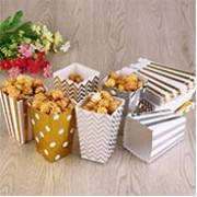 Popcorn Patlamış Mısır Kutusu