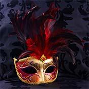 Parti Maskesi ve Venedik Maskesi Modelleri
