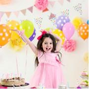 Kız Bebek (Çocuk) Doğum Günü Konseptleri ve Setleri
