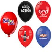 Baskılı Balon ve Balon Çubuğu