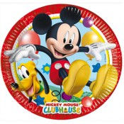 Mickey Mouse Doğum Günü Konsepti Parti Malzemeleri