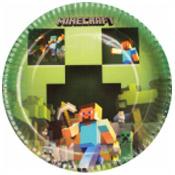 Minecraft Doğum Günü Parti Malzemeleri ve Süsleri