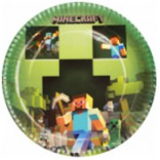Minecraft Parti Malzemeleri