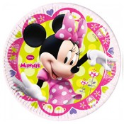 Minnie Mouse Doğum Günü Konsepti Parti Malzemeleri