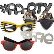 Çılgın Parti Gözlükleri