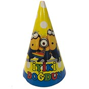 Parti Şapkası, Doğum Günü Şapkası ve Yılbaşı Şapkası
