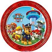 Paw Patrol Doğum Günü Parti Malzemeleri