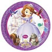 Prenses Sofia Doğum Günü Konsepti Parti Malzemeleri