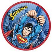 Superman Doğum Günü Konsepti Parti Malzemeleri ve Süsleri