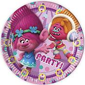 Troller Doğum Günü Parti Malzemeleri ve Süsleri