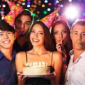 Yetişkin Doğum Günü Parti Konsept Malzemeleri ve Süsleri