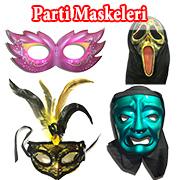 Parti Maskeleri ve Maske Çeşitleri