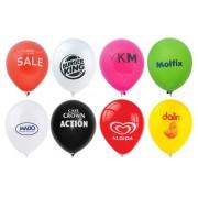 1000 Adet Baskılı Balon: Logo: 1 Renk + Baskı : Tek Taraf  + Balon istenilen Renk (1+0)