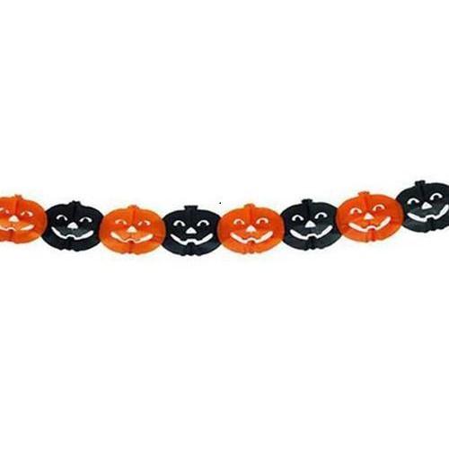 1 Ad Halloween Partisi Balkabağı Yatay Süs, Cadılar Bayramı Dekor