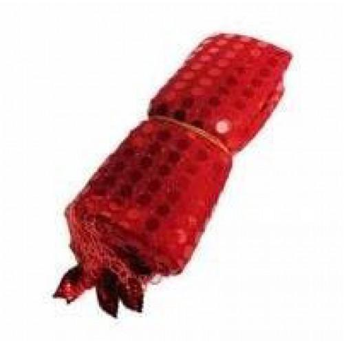 10 Adet  Kırmızı Halay Mendili 18cm x 15cm Kına Malzemeleri