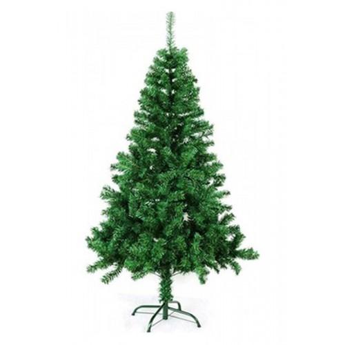1 Adet 350cm Yılbaşı Çam Ağacı, Metal Ayaklı Noel Ağacı
