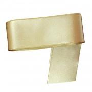 1 Adet 6cm Gold Altın Rengi Kurdele, 10m Uzunluğunda Kurdela