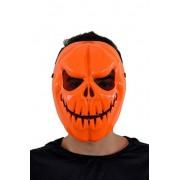 1 Adet Cadılar Bayramı Balkabağı Yüz Maskesi, Halloween Partisi