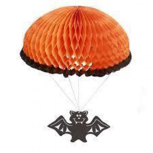 1 Adet Cadılar Bayramı Partisi Dekorları, Halloween Yarasalı Süs