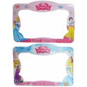 1 Adet Çift Taraflı Prensesler Fotoğraf Çerçevesi İyiki Doğdun,Happy Birthday.