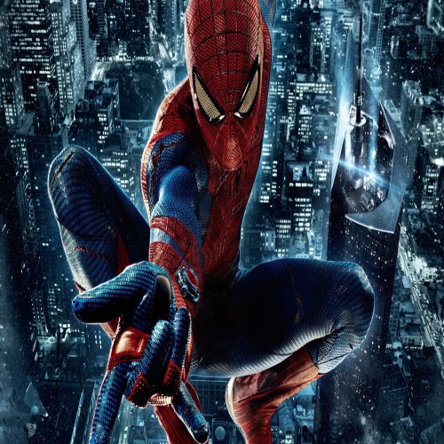 1 Adet Dev Boy Spiderman Afiş 250x150 cm Örümcek Adam Parti Afişi