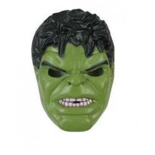 1 Adet Hulk Yeşil Dev Parti Maskesi, Erkek Çocuk Doğum Günü