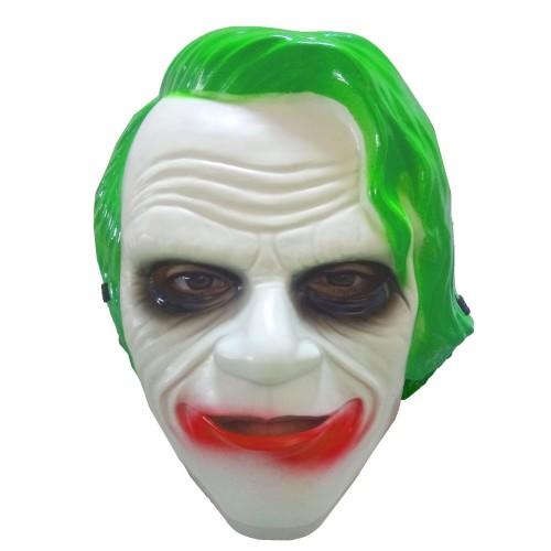 1 Adet Joker Maske Yetişkin Halloween Parti Maskesi