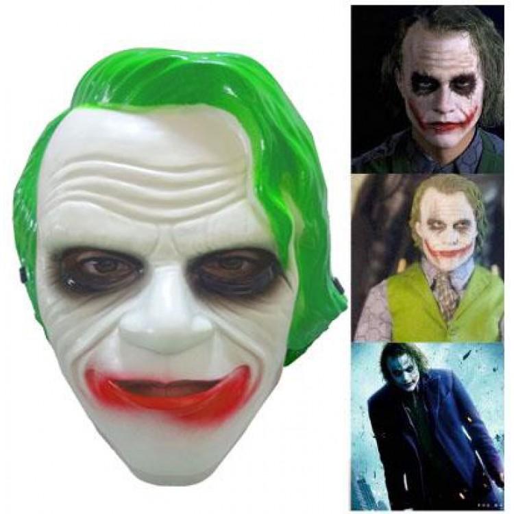 1 Adet Joker Maske Yetiskin Halloween Parti Maskesi