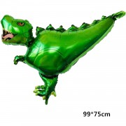 1 Adet Jurassic World Temalı Dinazor Folyo Balon, Dinozor Balon