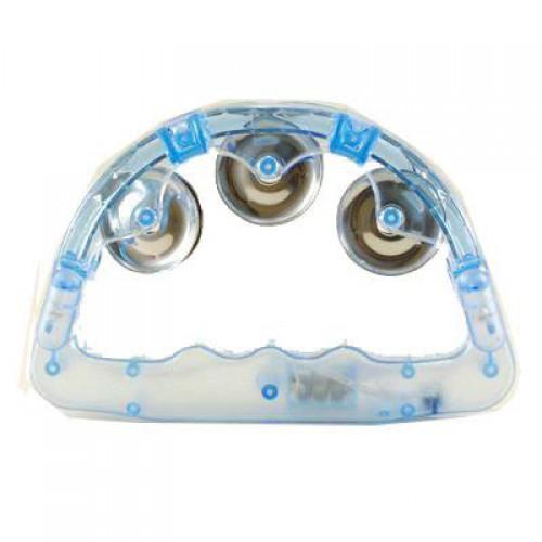 1 Adet Mavi Plastik Işıklı Tef Kına Ve Düğün Malzemeleri