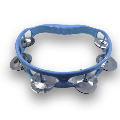 1 Adet Mavi Plastik Tef Kına ve Düğün Malzemeleri