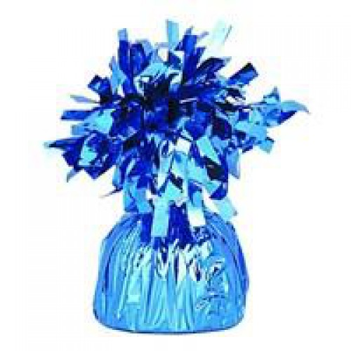 1 Adet Mavi Uçan Balon Ağırlığı Doğum Günü