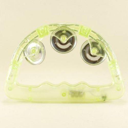 1 Adet Yeşil Plastik Işıklı Tef Kına Ve Düğün Malzemeleri