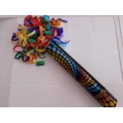 1 Adet Renkli Rengarenk Konfeti 30cm Çocuk Parti Malzemeleri Doğum Günü