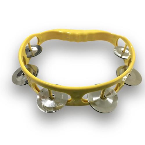 1 Adet Sarı Plastik Tef Kına ve Düğün Malzemeleri