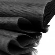 1 Adet Siyah 70cmx25m Grek Tül Parti Malzemesi