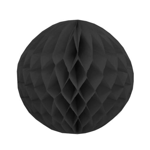 1 Adet Siyah Petek Pan Top, Asma Tavan Süsü, Parti Malzemesi
