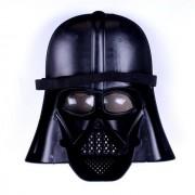 1 Adet Star Wars Darth Vader Siyah Yetişkin Erkek Maske