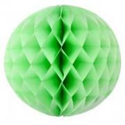 1 Adet Yeşil Petek Şeklinde Yuvarlar Süs