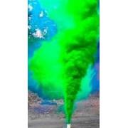 1 Adet Yeşil Renkli Sis Bombası Dumanı Meşale 40sn