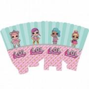 10 Adet Lol Surprise Bebekleri Temalı Popcorn Mısır İkram Kutusu